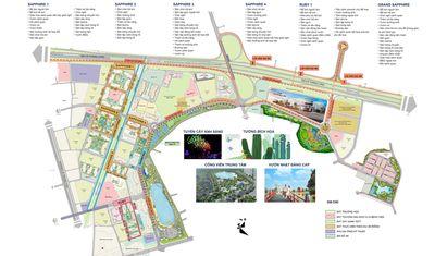 Chung cư Vinhomes Smart City 58.9m² 2PN, giá thấp