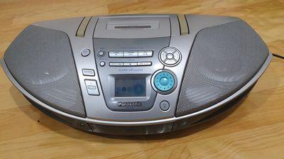 Bán nhanh đài cd casette panasonic ES20 hàng bãi