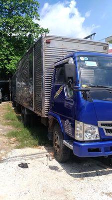 Cho thuê xe tải cũ theo hợp đồng