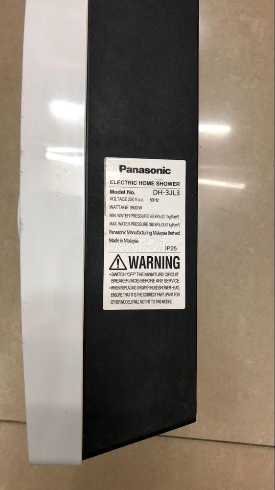 Máy nước nóng Panasonic DH3JL2 Malaysia