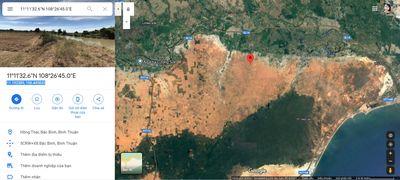 Đất NN Bắc Bình 6490m2 giá chỉ 649tr đầu tư tốt