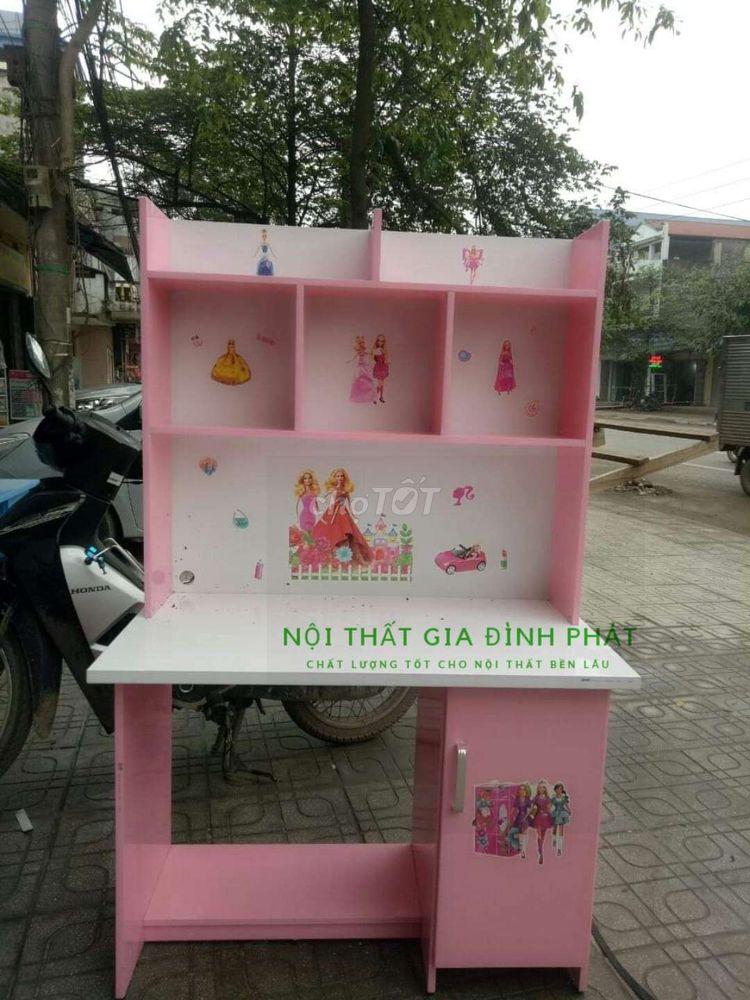 Bàn Học Cho Bé Ngang 1m Chất Liệu Nhựa Đài Loan