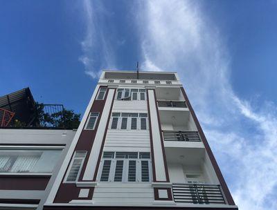 Phòng trọ mới xây - Nguyễn Thị Thập, đường 36, Q7.