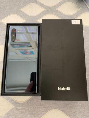 Note 10 chính hãng ssvn zin áp suất đẹp fullbox