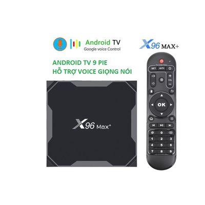 ANDROID TIVI BOX X96 MAX PLUS
