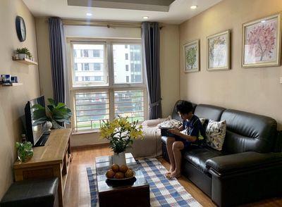 Chung cư Khu đô thị mới Dương Nội 54m² 2 PN, 1VS