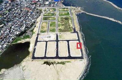Đất nền nhà phố lấn biển Queenpearl Lagi, 220 m2