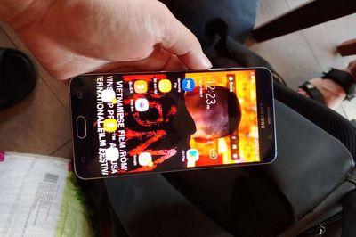 Samsung Galaxy Note 5 Xanh dương 64 GB full zin