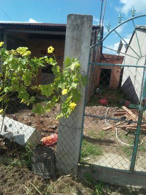 Bán đất tặng nhà .xung quanh nhà cửa đông đúc gần