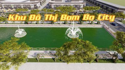 Bán đất khu trung tâm hành chính Bom Bo