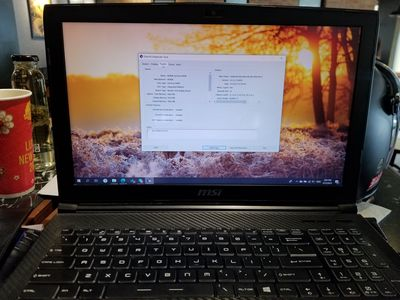 Laptop MSI GP62 2QD i7 5700HQ Ram 8GB Card Rời