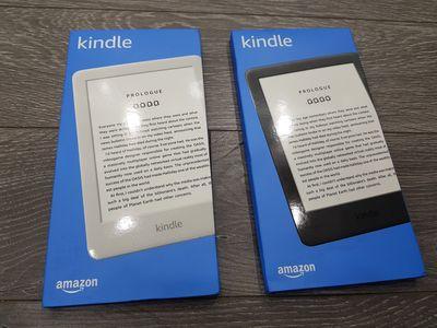 Máy đọc sách Kindle All New 2019 - New 100%