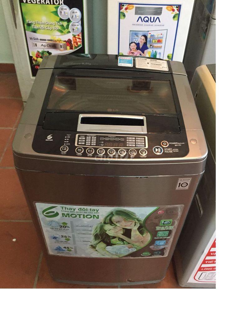 máy giặt mới 86% Inverter LG dòng 8, 7 kg chuẩn
