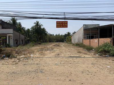 Đất mặt tiền quốc lộ 1 Huyện Xuân Lộc 1800m² có sổ