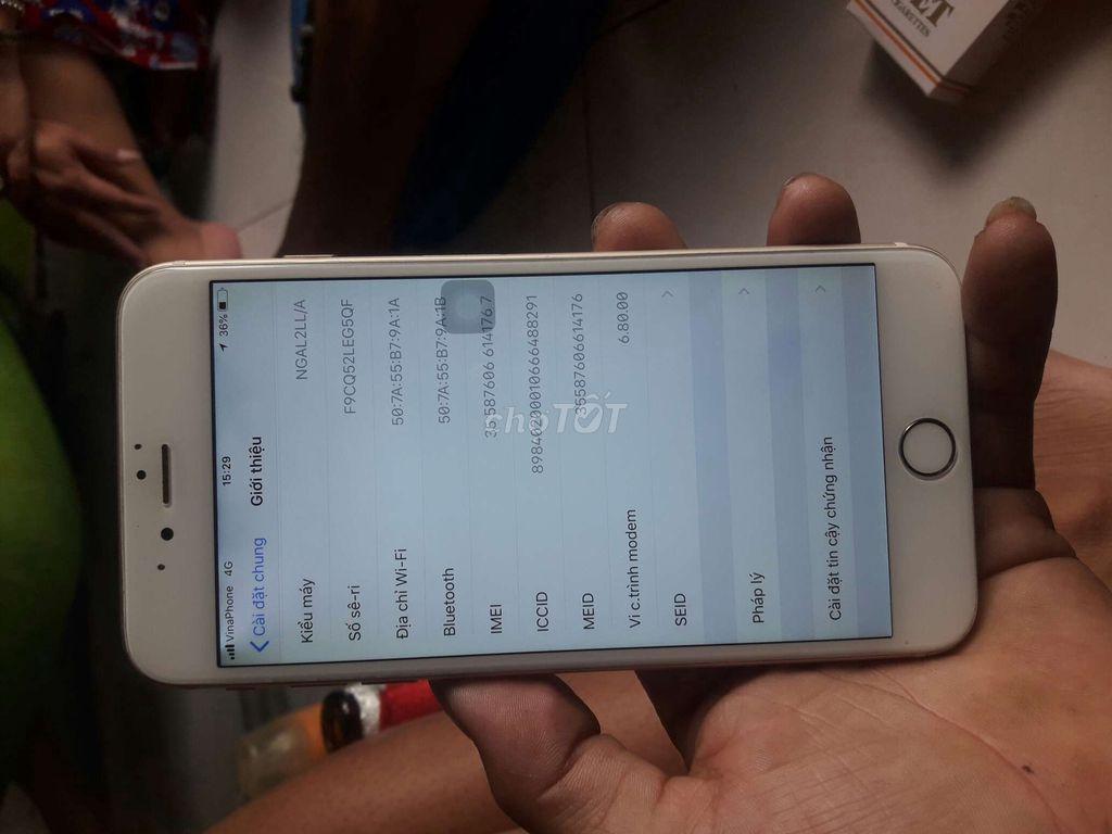 IPhone 6plus mvt xài full pin 100%