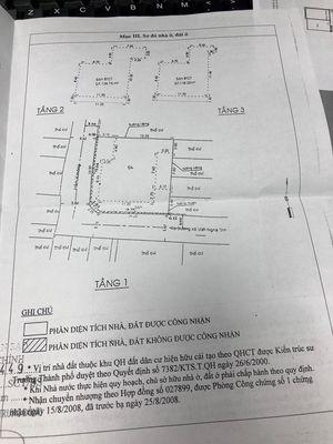 Biệt Thự MT HXH Điện Biên Phủ 16x16 45 tỷ
