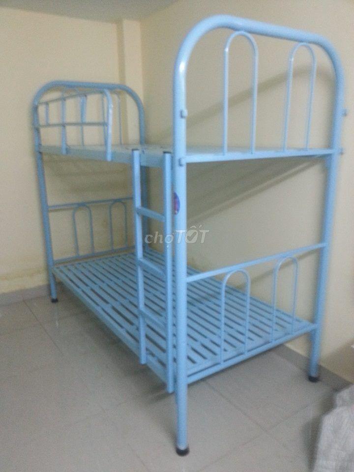 giường tầng tháo lắp sơn tĩnh điện, VCMP