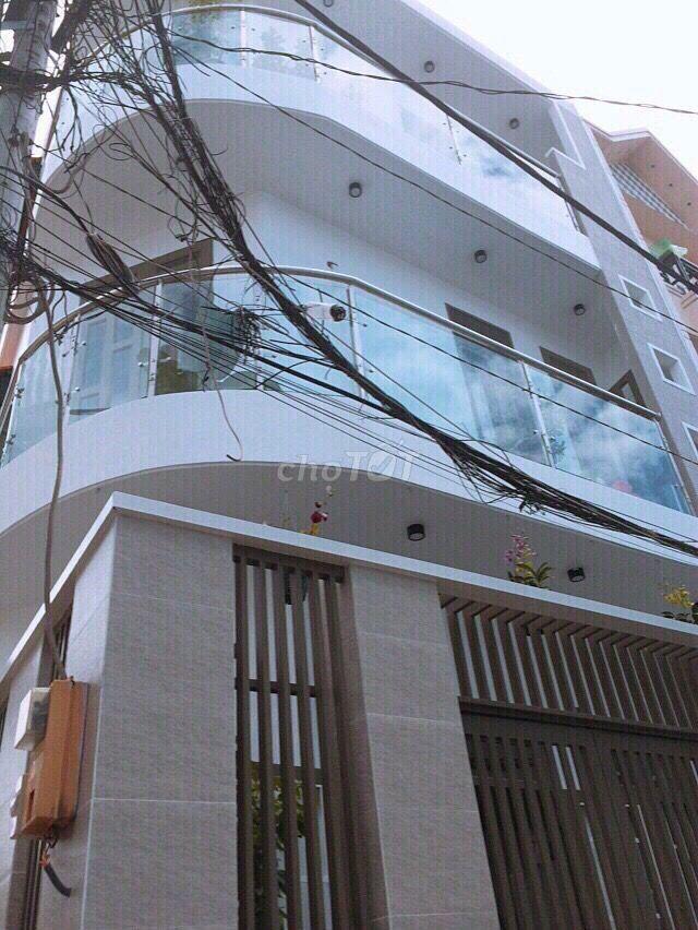 Nhà 7m * 8m Trệt 2 Lầu Đường Số 13 Cư Xá Phú LâmB.