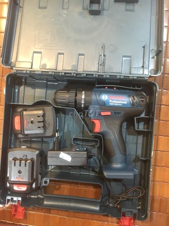 Khoan pin Bosch129 26v 3 chế độ ,mới