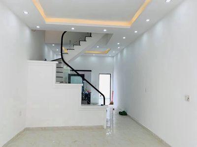 Bán nhà 3 tầng cực đẹp Tôn Đức Thắng, Lê Chân 2,45