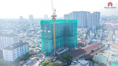 Căn hộ Saigon Asiana vòng xoay Phú Lâm Q6 giá CĐT