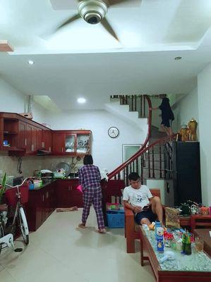 Nhà Dân Xây Gốc Đề, Minh Khai 30m2x4T Ngõ Thẳng