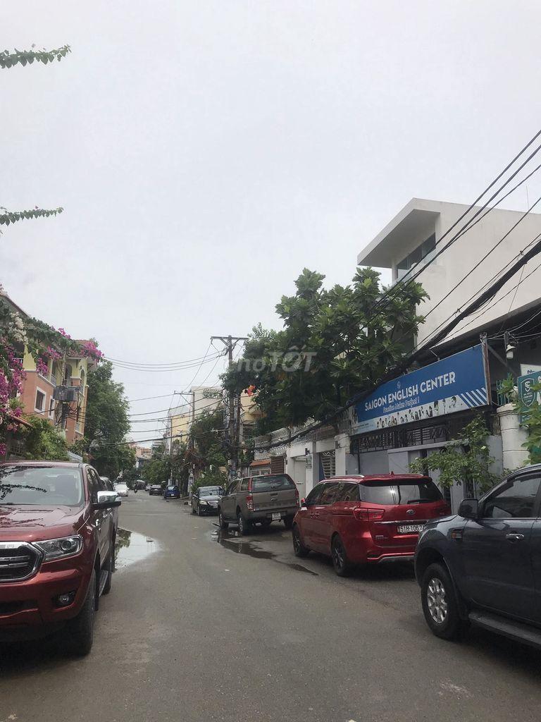 Cho thuê nhà 2MTH Nguyễn Gia Trí thông D5, Q.BT