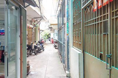 Bán nhà Võ Văn Kiệt, Phường Cô Giang, Quận 1,4 ty1
