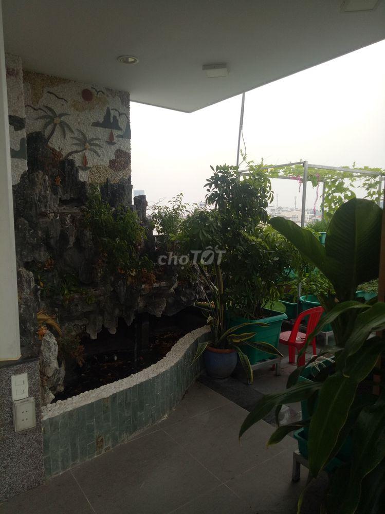 Bán nhà Biệt Thự, HXH, Thành Thái, Quận 10
