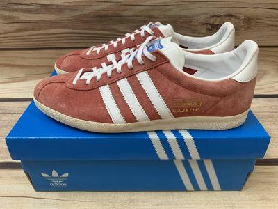 Giày Adidas Gazelle OG chính hãng, màu đỏ, size 42