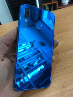 Huawei Nova 3e 64 GB xanh dương