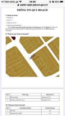 Nhà 2 tầng 48Bis Tuệ Tĩnh , P13 , Q11 : 74,9m2