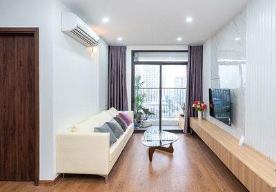Chung cư Phú Thịnh Green Park (HTV Complex) 64m²