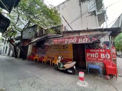 Bán nhà kinh doanh 34m2 Nguyễn Trãi,Q. Thanh Xuân