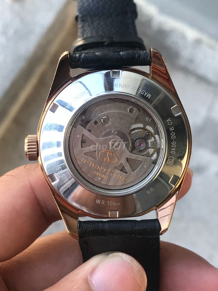 0975024987 - Đồng hồ orient star joker