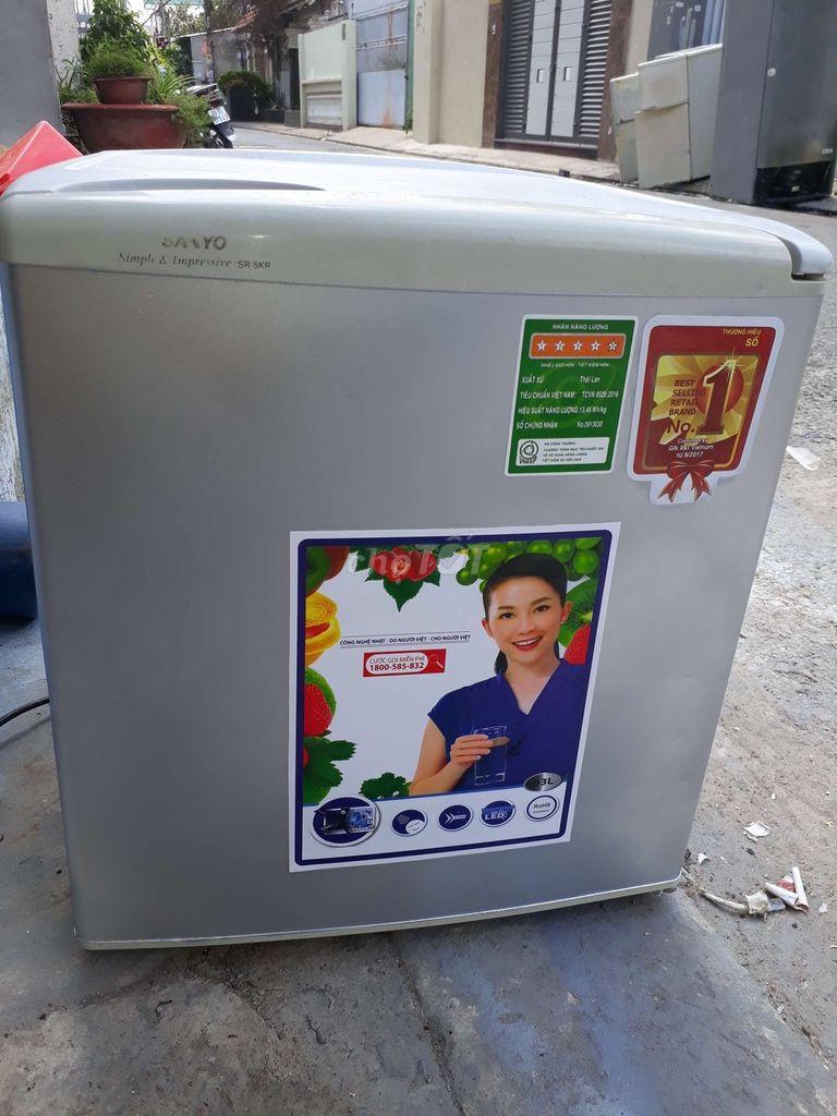 0879291138 - Tủ lạnh mini sanyo 53L làm lạnh nhanh