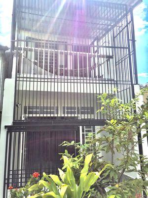 C/chủ bán nhà 1 lầu hẻm 115 Phạm Hữu Lầu,Q7 (40m2)