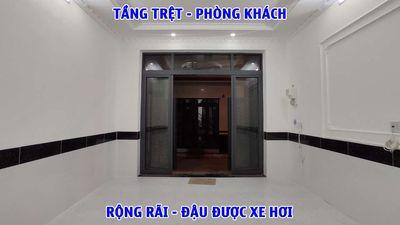 Nhà Chính Chủ 1 trệt 2 lầu 160m2 Hoàng Quốc Việt