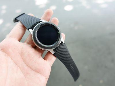 Samsung Galaxy Watch 46mm fullbox,bh hãng 10tháng
