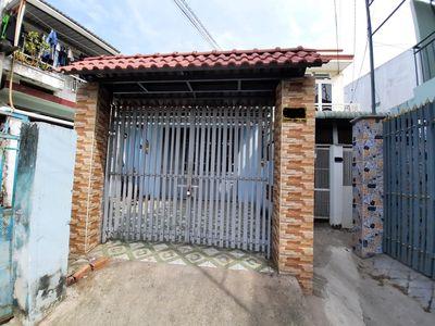 Nhà cấp 4 hẻm 4m Nam Hòa Phước Long A Q.9 119m²