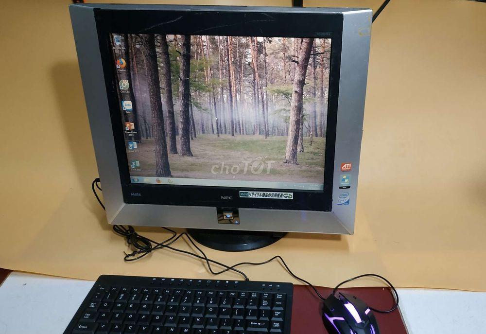 Máy vi tính liền 1 khối Nec MY20R Core 2 Duo