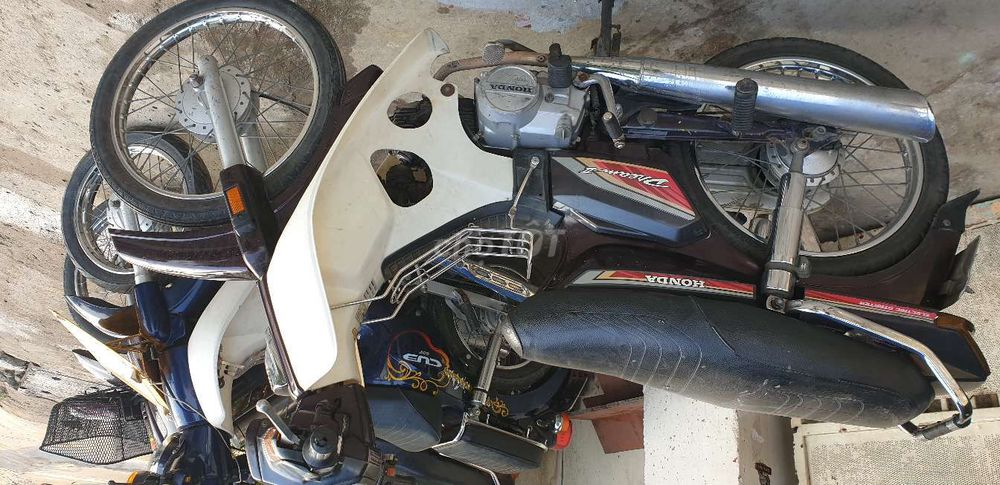 Honda CITi 100cc Bstp 9chu