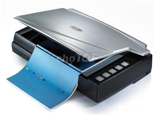 Máy Scan, máy quét sách Plustek A300 Plus khổ A3
