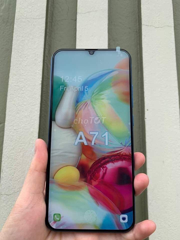 Samsung Galaxy A71 Full Hộp