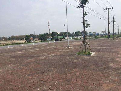 Đất Dự án Lạc Thổ mặt đường QL38 90m2