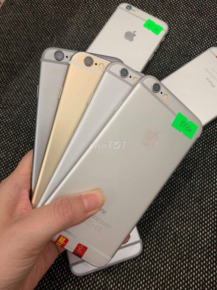 iPhone 6 QT 64GB. Đủ Màu, Kèm PK [Bao Test + BH]