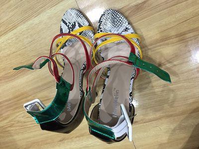 0961539169 - Giày cao gót meilikelin chính hãng