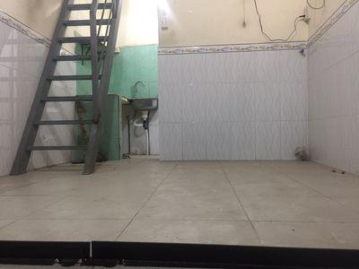 Nhà trệt lầu 10m2 khu p6 tân bình