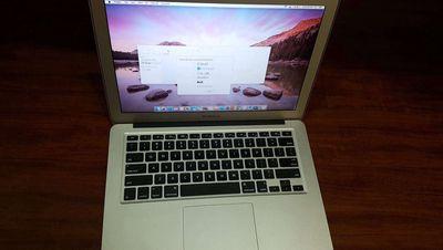 Macbook air 2014 ram4g 13,3in ssd256