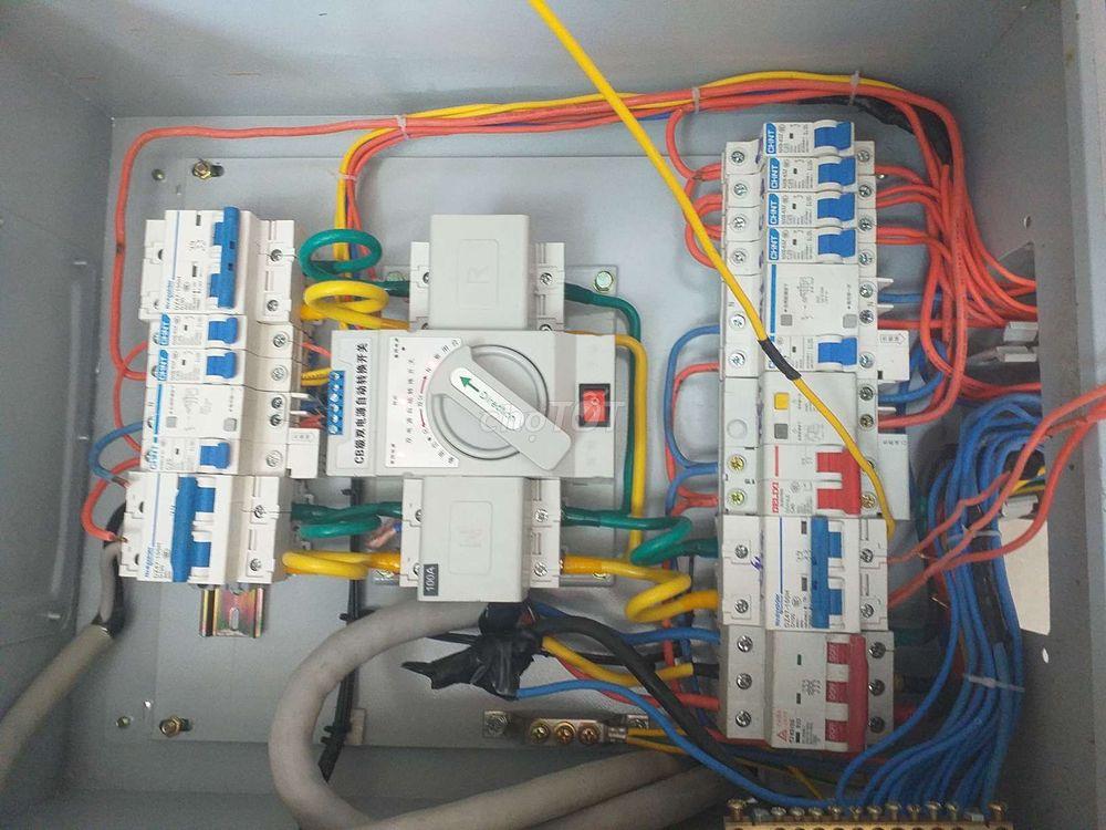 Nhận sửa chữa điện nhà tphcm